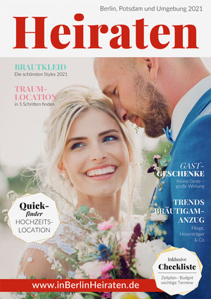 Magazin Heiraten in Berlin und Brandenburg