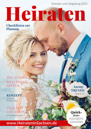 Magazin Heiraten in Dresden 2021