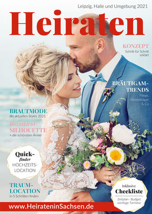 Magazin Heiraten in Leipzig
