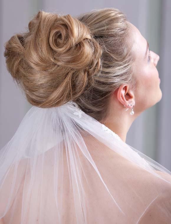 Brautfrisur Lang Oder Kurz Klassischer Oder Lockerer Dutt